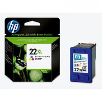 HP 22XL color